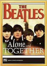 The Beatles Alone And Together DVD NEW and Sealed      K3