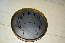 Original 2 Gewichter  Wiener Uhrenziffernblatt  18,5 cm 4o7