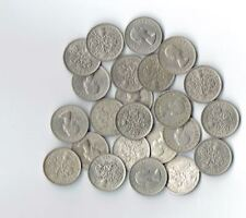 Lot of 25 - Sixpence - Wedding -