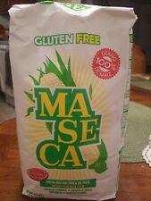 Maseca Instant Corn Masa Flour 4.4 lb (2kg) Free Shipping