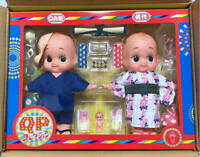 QP Kewpie Doll Figure Set Japanese Festival Version from Japan Free Shipping