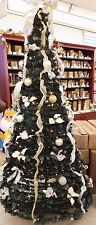 Christmas: LB International 6 Ft Pop-Up Lighted Tree 350 White Lights Complete!