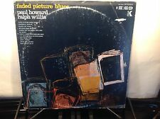 PAUL HOWARD & RALPH WILLIS - Faded Picture Blues ~  KING 1098 ->RARE BLUES