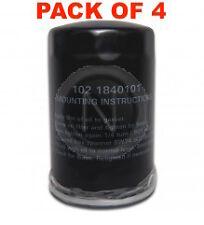 OSAKA Oil Filter Z596 - FOR JEEP CHEEROKEE KJ XJ 2.5L 2.8L MAZDA CX9 - BOX OF 4