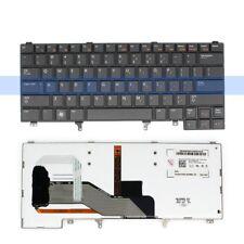 New For Dell Latitude E6320 E5420 E6220 E6420 Series US Keyboard With Backlit