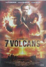 Le Secret des 7 Volcans dvd