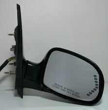 1999 - 2003 Ford Windstar RH Passenger Power Heated with Signal Door Mirror OEM