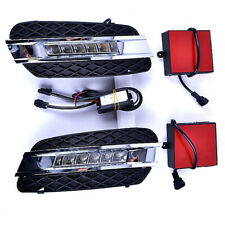 LED Daytime Running Lights DRL LED Fog Lamp for BENZ W164 ML350 2005-2009 1 Pair