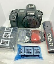Canon EOS R Mirrorless Digital Camera Body 30.3MP 4K Full-Frame NEW! Never Used!