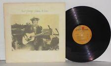 Neil Young Comes A Time LP 1978 Reprise Press MSK2266 Classic Rock Vinyl VG Plus