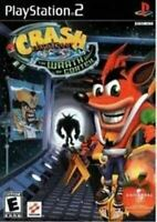 Crash Bandicoot Wrath Of Cortex - Authentic Sony Playstation 2 PS2 Game