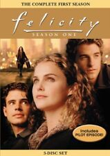 Felicity ~ Complete 1st First Season 1 One ~ BRAND NEW 3-DISC DVD SET