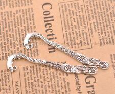 FREE SHIP Wholesale 5Pcs Tibetan Silver Bookmark 81x19MM Jewelry Making E56