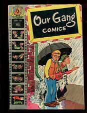 OUR GANG COMIC #33 (4.0) TOM AND JERRY ~ COMICS ARS GRATIA ARTIS