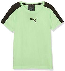 Kinder Puma Active Cell T 2 T-shirt, Vert Gecko Heather, 176