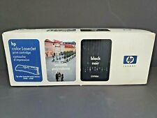 Genuine HP Color LASERJET Black C9700A 2500 1500 Print Cartridge Factory Sealed