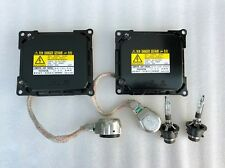 2x New OEM 08-10 Toyota Avalon Xenon Ballast & HID D4R Bulb Control Unit Module