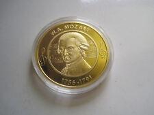 Medaille 1000 Jahre Österreich, Mozart    #3309