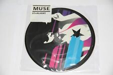 "MUSE STARLIGHT 7"" VINYL SINGLE PICTURE DISK - VERY RARE – NEW"
