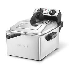 Cuisinart 4 Quart Stainless Steel Deep Fryer