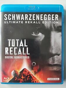 Total Recall (Arnold Schwarzenegger) Blu-ray