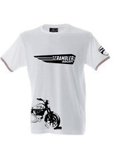 t-shirt maglietta personalizzata moto ducati scrambler