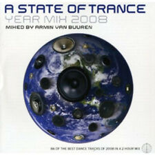 Armin Van Buuren : A State of Trance Year Mix 2008 CD 2 discs (2008) Great Value
