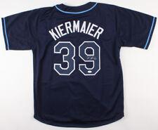 Kevin Kiermaier Signed Tampa Bay Rays Alternate Jersey (JSA COA)
