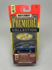 MATCHBOX-PREMIERE-COLLECTION-VIPER RT/10--BLUE--LIMITED EDITION-SEALED
