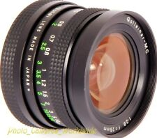 Rolleinar-MC 1:2.8 f=28mm - SHARP Wide-Angle Lens for Rolleiflex 35mm SLR QBM