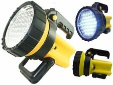 NEW 37 LED RECHARGEABLE LANTERN WORK LIGHT TORCH  MILLION CANDLE POWER SPOTLIGHT