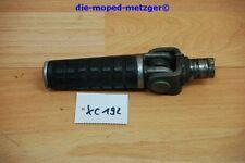 Kawasaki zxr750 h1 h2 zx750h 89-90 fußraste delantera derecha xc192