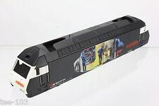"""Märklin 3751 3451 Gehäuse Aufbau v. E-Lok RE460017-7 """"Heizer"""" der SBB in schwarz"""