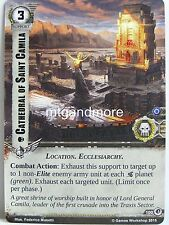 Warhammer 40000 Conquest LCG - Cathedral of Saint Camila  #100 - Wrath of the