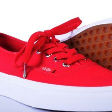 Vans Authentic Multi Eyelets- Gradient Red- Women's Size 8.5
