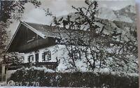 Nußdorf am Inn, Haus Strobel mit Heuberg, Fotokarte (26764)