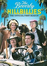 Beverly Hillbillies TV Series Complete All Season 1-4 Box DVD Set Collection Lot
