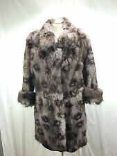 IMPOSSIBLE PRICE BRAND NEW  FASHIONABLE U S OPOSSUM FUR LADY STROLLER FREE SHIPG