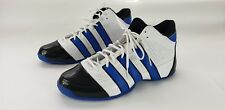 Adidas Basketball shoes CLU600001 - Blue White Black High Top Men's Size 14