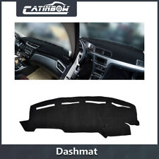 For 1999-2004 Ford Truck F250 F350 F450 Dash Cover Dash Mat Pad Carpet Black NEW