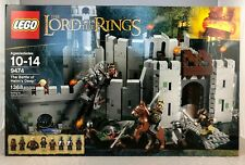 LEGO Lord of the Rings 9474 - The Battle of Helm's Deep ~New Retired Sealed~