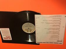 ANDY SUMMERS ROBERT FRIPP SPEAK OUT US PROMO INTERVIEW POLICE KING CRIMSON SHEET