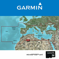 GARMIN Bluechart G2 Vision HD MEDITERRANEO MAR NERO SPAGNA VEU723L 010-C1157-00