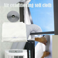 Window Sealing For Mobile Air Conditioners Dryers And Exhaust