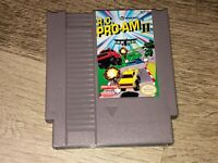R.C. Pro-Am II 2 Nintendo Nes Cleaned & Tested Authentic