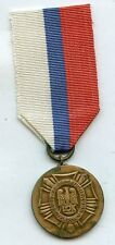 Poland  Polish Medal of Merit of the League of National Defence 3rd  Class