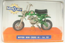 MERCURY 551 - MOTOBI Mini Cross 49 - 1:24 - in OVP / Box - Motorrad Motorcycle 2