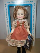 """Vintage Ideal Shirley Temple Suzannah of the Mounties 1982 CBS Toys 12"""" With Box"""