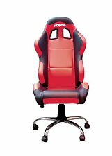 Paddock Chair with Honda Motorbike colours for Home garage and office CHRTEM06