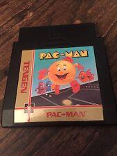 PAC-MAN Tengen Original Nintendo NES Game Cart NE1